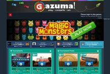 Mobile Web Browser Games Portal / Great games portal website designs, featured HTML5 mobile web game titles and all things related to white label games solutions, compatible across all devices and mobile and desktop browsers.