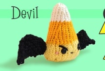 Toys: Accessories: Cute Knitting Patterns / Just want to share my knitting projects :)