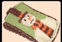 Accessories: Bag: Cute Knitting Patterns