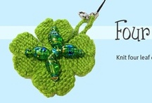 Accessories: Keychain: Cute Knitting Patterns