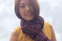 Accessories: Scarf: Knitting Patterns