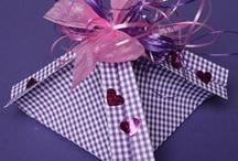 DIY Bastelideen Geschenkverpackung