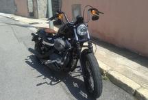 Motor HD / Mi primera Harley, conseguida a los 49 años. El sueño se hizo realidad aunque se hizo esperar!