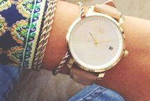 watches, purses, sunglasses, accessories etc.