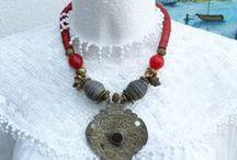 Ethnic inspired jewelry