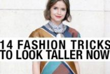 Tips // Fashion