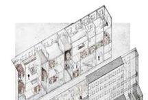 architecture presentation / by klaudia