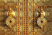 Arabesque_Doors/Hardware / by sonia ashour