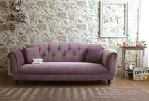 H O M E / The comfiest, stylish & desirable sofas around