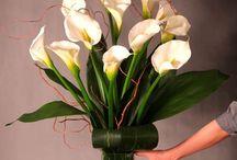 Velas, flores y más...