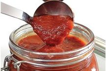 Sauces, Dips, Jams and Preserves
