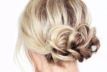 hair + beauty. / Lovely locks & looks