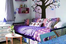 Ideas for girls's room