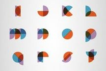 Graphics / Typography / Layouts / by Alexandra Palmowski