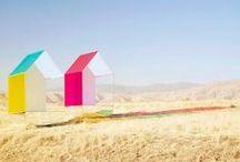 f.VERRE / architecture, transparence, filtre couleur