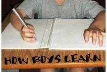 Boys Education / How boys learn
