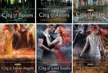 The Mortal Instruments! / Clace...Malec...Sizzy... Such an AMAZING series!!! / by Apurva Kanagal