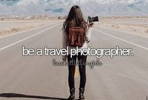 Travel. / Pictures to make be want to explore.