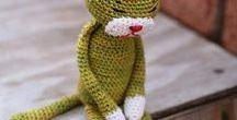 Crochet / Virkattuja juttuja