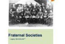 Fraternal Societies for Genealogists
