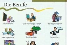 Deutsch lernen mit Bildern / Aprender alemán con imágenes -  Amplía tu vocabulario con estas imágenes e infografías en alemán. Con ellas podrás estudiar de una forma sencilla y entretenida.