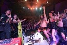 Conciertos Salamandra / Fotografías de los conciertos en Salamandra