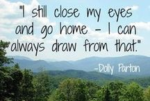Dolly Parton: Our Hometown Girl! / We LOVE Dolly Parton! Don't you?