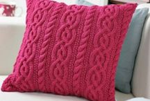 Crochet, knitting, sewing ideas