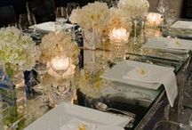 Tablescapes /Table settings / Tablescapes