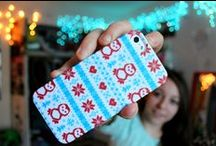 Cool  iPhone & iPod cases / by Victoria Hilchen