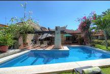 Villa en Acapulco de 1 nivel - Casas en Venta en Acapulco - PueblaResidencial.com / Una villa privada con alberca propia, situada en el resort privado de alto nivel Villas Princess II, junto al hotel Fairmont Acapulco Princess, con unas dimensiones de terreno de 347 m2 distribuidos en 172 m2 de construcción, más otros 175 m2 de patio, terraza y jardin.  Villa totalmente remodelada y amueblada en enero de 2014, actualmente se renta a razón de 5,000 pesos por día, por lo cuál, puede convertirse en una importante fuente de ingresos desde el momento de la compra.