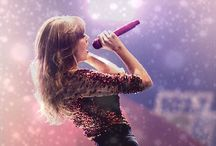 ❤️TAYLOR SWIFT!❤️ / Haters gonna hate, shake it off!  / by Sophie Ortega!