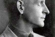 Karl Diebitsch. SS uniform / Karl Diebitsch - designer of the notorious all-black SS uniform