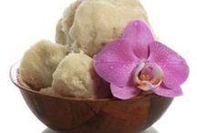 Our Body Care Products / Our product line of all natural health and beauty products with organic ingredients.