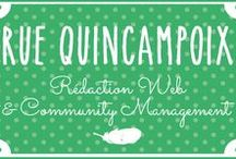 Rue Quincampoix - Rédaction Web - Community Management
