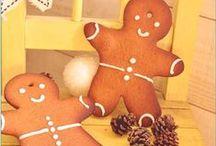 Gingerman / pain d'épices / Biscuits pain d'épices