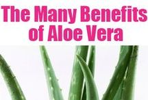 Aloe Vera Products / Natural life balance and personal care products for the young and old.