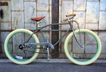 Cycles / Things that get around on two wheels...