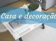 Casa e Decoração / Dicas para limpeza da casa, roupa, manchas difíceis e muitas ideias para se inspirar para decorar sua casa!
