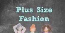Plus Size Fashion / Who says being plus size has to be boring? A collections of some of the finest fashion for plus size beauties! #plussize / Big And Beautiful / Curvy / #ThicklikeHoney