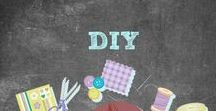 DIY / If you are anything like me then you love a good DIY! DIY Projects / DIY Home Decor / DIY Bath & Body / DIY Gifts