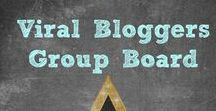Viral Bloggers Group Board / A collection of the best pins ... If you would like to be considered as a contributor to this board Make sure to follow my profile and email me at admin@jenniferdawn.ca ( Contribute 1 and Repin 2)