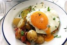 Real Food Breakfast / Whole and real food breakfast recipes and ideas.