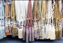 Tassels / #decor #drapery #draperytoronto #curtains #loveyourhome #decor #Contemporary #curtains #customdrapery #trending #homedecor #house #home #decorator #bedroom #livingroom #designer #throwpillow #decorpillow #accents #draperyinstalation #archwindows #curtainsarchwindow #curtainrods #toronto #trending #sweet #video #fashion #drapes #windowcoverings