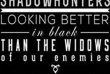 Shadowhunters & Stuff