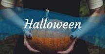 ✸ Halloween ✸ / Fantasias, decorações, receitas e muitas mais!