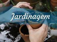 Jardinagem / Dicas para plantar e cuidar das suas plantas, ervas aromáticas, horta e projetos de jardins!