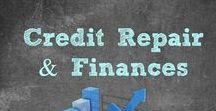 Credit Repair & Finances / Trying to figure out how to raise your credit score? Looking for ways to save money ? Find the best tips to improve your finances