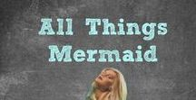 All things Mermaid / Mermaids are fantastic creatures aren't they? Here is   a collection of the best Mermaid whosits and whatsits
