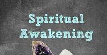 Spiritual Awakening / Are you going through a Spiritual Awakening ? Higher Vibration / Reiki / Law of Attraction / Affirmations / Manifesting / Healing Crystals